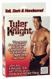 Pompowany mężczyzna Tyler