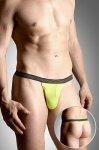 Soft Line, Erotyczne żółte stringi