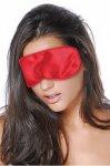 Pipedream, Czerwona satynowa maska na oczy