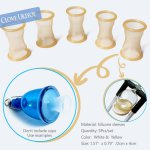 Growth Enlargement Silicone Replacemen sleeve for all penis pump Enlarger Male Stretcher Max Enhancement Proextender Phallosan