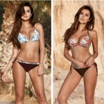 2018 Top Sexy Bikini Set Print Swimwear Women Push Up biquini Female Swimsuit Bathing Women Bathers Brazilian Swimsuit Bikinis