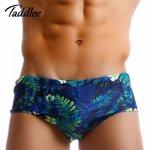 Taddlee Brand Sexy Men Swimwear Swimsuits Swimming Briefs Bikini Brazilian Classi Cut Low Waist Swim Surf Beach Board Boxers Gay