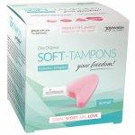 Joy Division, Tampony na specjalne okazje - Joydivision Soft-Tampons Stringless Normal 3 szt