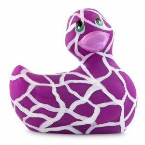 Masażer kaczuszka w dzikiej wersji - I Rub My Duckie 2.0 Wild   Cętki