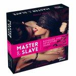 Tease And Please, Gra erotyczna BDSM 10 elementów - Master & Slave Bondage Game PL