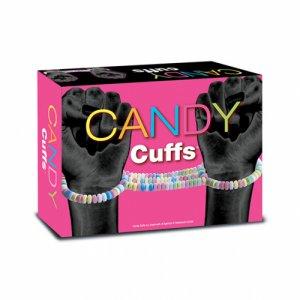 Kajdanki z cukierków - Candy Cuffs