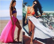 2019 New Style Women Sexy Chiffon Wrap Skirts Swimwear Bikini Solid Sexy Summer Cover Up Beach Maxi Wrap Skirt