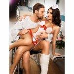 Erotyczny kostium pielęgniarki Baci Candy Nurse Set One Size