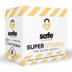 Safe, Prezerwatywy wzmocnione - Safe Strong Condoms 5 szt