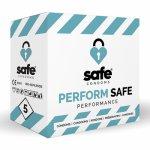 Safe, Prezerwatywy opóźniające - Safe  Performance Condoms 5 szt