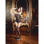 Baci Lingerie, Erotyczny kostium okojówki Baci Room Service French Maid Set One Size