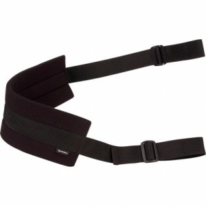 Pas do mocnego seksu na pieska Sportsheets I Like It Doggie Style Strap Black