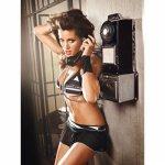 Baci Lingerie, Erotyczny kostium więźniarki Baci Prison Set M/L