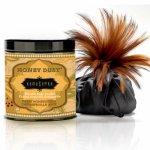 Kamasutra, Pyłek do ciała bez talku - Pochłania wilgoć ze skóry - Kama Sutra Honey Dust  Wiciokrzew 225gram