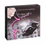 Voulez Vous Paris, Smakowity zestaw olejków i pyłków do ciała Voulez-Vous... - Gift Box Wedding