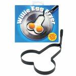 Spencer And Fleetwood, Foremka do jajek sadzonych - Rude Shaped Egg Fryer Willie