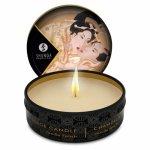 Shunga, Świeca do masażu - Shunga Massage Candle wanilia