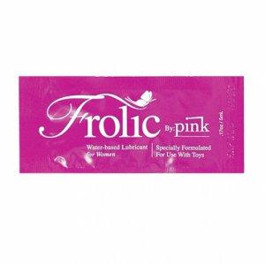 Próbka - Środek nawilżający do akcesoriów Pink Frolic Lubricant 5 ml