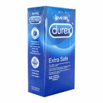 Durex, Prezerwatywy o maksymalnej ochronie - Durex Extra Safe Condoms 12 szt