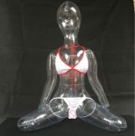 M Transparent Inflatable Sexy Doll Male Masturbation Sexy Doll For Man Blow Up Doll Pussy