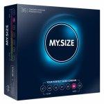 Dopasowane prezerwatywy - My Size Natural Latex Condom 64mm 36szt