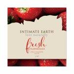 Intimate Organics, Próbka 3ml - Smakowy żel nawilżający - Intimate Organics Wild Strawberries Lube truskawki