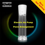 Electric Automatic Penis Enlargement Pump Male Masturbator Multi Function Silicone Penis Extender Sex Machine Sex Toys for Men