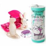 Nookii, Nookii Zestaw Weekend Fun Collection - Gra erotyczna na weekend