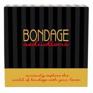 Gra erotyczna z bondage - Kheper Games Bondage Seductions  - ANGIELSKA