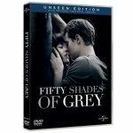 50 Shades Of Grey, Pięćdziesiąt twarzy Greya Edycja Rozszerzona - Fifty Shades of Grey The Unseen Edition DVD