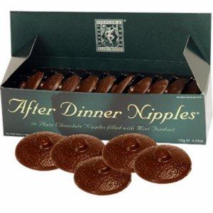 Poobiednie suteczki After Dinner Nipples  czekoladki