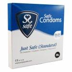 Safe, Prezerwatywy klasyczne - Safe Just Safe Condoms 36szt