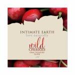 Intimate Organics, Próbka 3ml - Smakowy żel nawilżający - Intimate Organics Wild Cherries Lube czereśnie