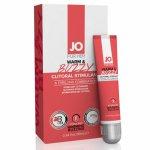 Żel stymulujący klitoris - System Jo Warm & Buzzy Original Stimulant 10 ml