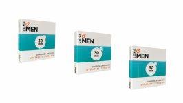 Long Men - Najszybsza tabletka na erekcję i potencję - 3 sztuki