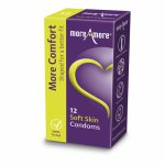 More Amore, Prezerwatywy dopasowane - MoreAmore Condom Soft Skin 12 szt
