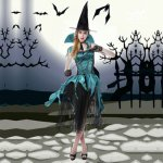 Women Sexy UniformHalloween costumes witch temptation uniform Western shalter clothse costumes Role Play occasion Games
