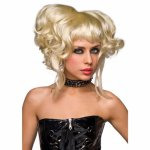 Peruka Pleasure Wigs - model Zuki Wig Platinum Blonde