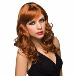 Pleasure Wigs, Peruka Pleasure Wigs - model Aubrey Wig Red