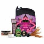 Kamasutra, Podróżny zestaw olejków intymnych - Kama Sutra Lovers Travel Kit