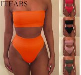 Sexy Women Bikini Set Bandage Swimwear Swimsuit Bathing Beachwear