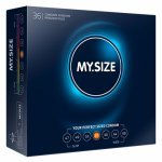 My Size, Dopasowane prezerwatywy - My Size Natural Latex Condom 57mm 36szt