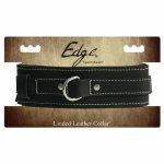 Sportsheets, Wąska obroża skórzana - Sportsheets Edge Lined Leather Collar
