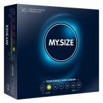 My Size, Dopasowane prezerwatywy - My Size Natural Latex Condom 49mm 36szt