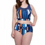 2XL -5XL plus size Bikini set women female swimming beach summer sexy 2018 new arrival suit swimwear sportwear bodysuit