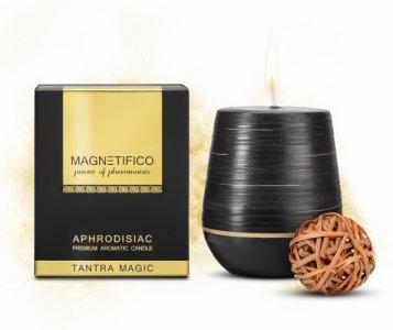 MAGNETIFICO Aphrodisiac Candle Świeca zapachowa z afrodyzjakami Tantra Magic