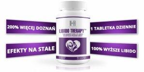 Eromed, Tabletki podnoszące libido Libido therapy