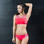 New Bikini 2018 Women Tank Top Style Swimsuit Striped Bikinis Set Women's Sexy Slim Swimwear Brazilian Swimming Bathing Suit