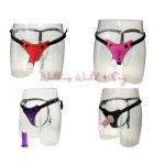 4 Colors Strap Ons Dildo Pants Lesbian Massage Penis Realistic Toys Strapon Penis Harness Sex Toys For Women Adult Sex Products