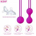 Smart Love Ball for Vaginal Tight Exercise Machine Vibrators Silicone Ben Wa Balls Vibrator Sex Toys for Women Kegel Exerciser